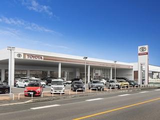 香川トヨタ自動車 観音寺店の外観写真