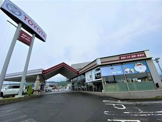 愛媛トヨタ自動車 西条・新居浜店の外観写真