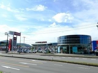 高知トヨタ自動車 中村店の外観写真