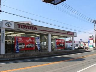 福岡トヨタ自動車 U-Car久留米南の外観写真