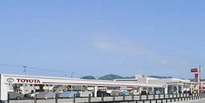 福岡トヨタ自動車 U-Car福津の外観写真