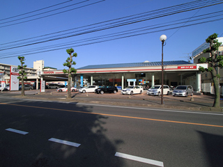 福岡トヨタ自動車 飯塚店の外観写真