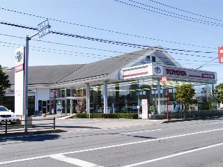 西九州トヨタ自動車 大村店の外観写真