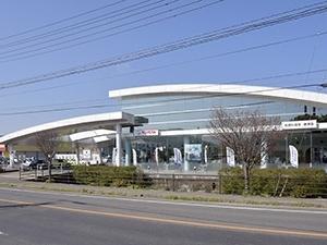 西九州トヨタ自動車 唐津店の外観写真