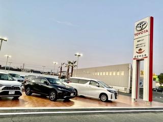 熊本トヨタ自動車 東バイパス店の外観写真