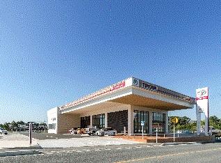 熊本トヨタ自動車 玉名店の外観写真