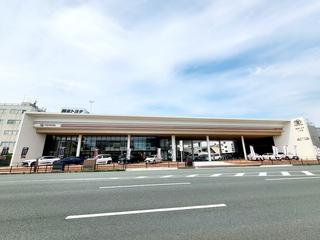 熊本トヨタ自動車 八代店の外観写真