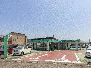 熊本トヨタ自動車 アウトガルテン八代の外観写真