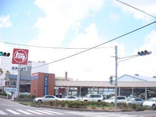 熊本トヨタ自動車 天草店の外観写真