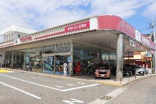 宮崎トヨタ自動車 延岡店の外観写真
