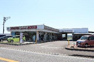 宮崎トヨタ自動車 高鍋店の外観写真