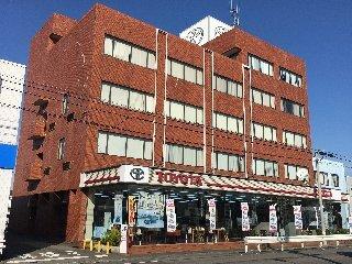 宮崎トヨタ自動車 花ヶ島店の外観写真
