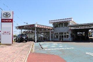 宮崎トヨタ自動車 南バイパス店の外観写真
