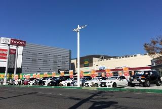 鹿児島トヨタ自動車 グリーンフィールド与次郎の外観写真