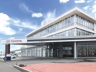 釧路トヨペット 本店の外観写真