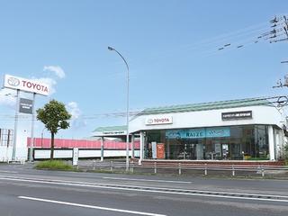 釧路トヨペット 星が浦店の外観写真