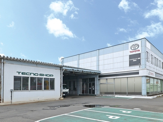釧路トヨペット 根室店の外観写真