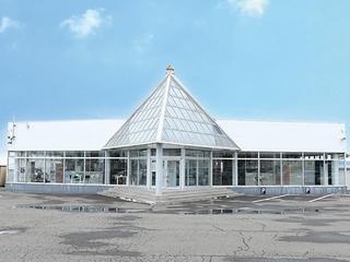 釧路トヨペット TOM店の外観写真