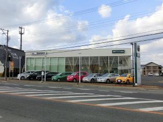 秋田トヨペット 能代店の外観写真