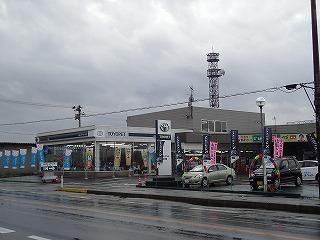 山形トヨペット 新庄店の外観写真