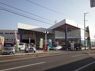 山形トヨペット 米沢店の外観写真