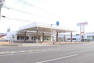 福島トヨペット ふくしま本内店の外観写真