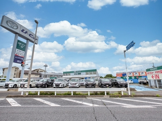群馬トヨペット U-Car高崎店の外観写真