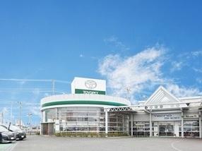 埼玉トヨペット 熊谷支店の外観写真