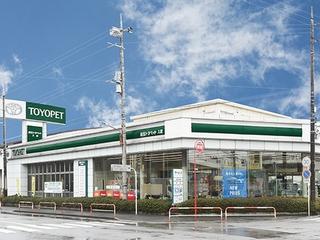 埼玉トヨペット 入間支店の外観写真