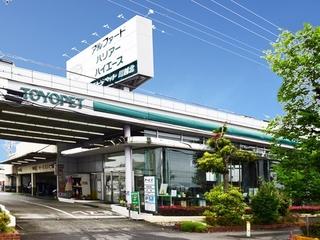 埼玉トヨペット 川越北支店の外観写真