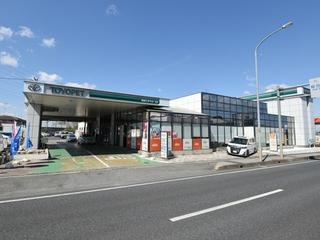 埼玉トヨペット 久喜支店の外観写真