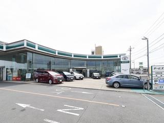 埼玉トヨペット 北本南支店の外観写真