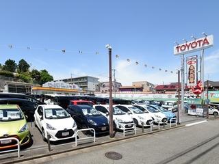 埼玉トヨペット U-carランド一平富士見店の外観写真