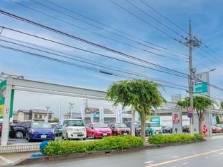 横浜トヨペット 鴨宮U-Carセンターの外観写真