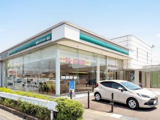 岐阜トヨペット 島店の外観写真