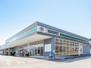 岐阜トヨペット 高山店の外観写真