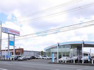 静岡トヨペット 袋井店の外観写真