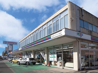 名古屋トヨペット 則武店の外観写真