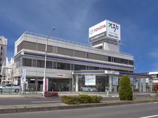 名古屋トヨペット 岩塚店の外観写真
