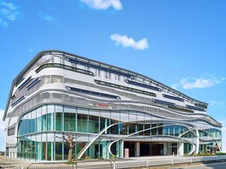 名古屋トヨペット 檀渓通店の外観写真