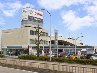 名古屋トヨペット 港店の外観写真