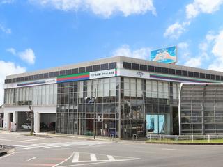 名古屋トヨペット 名東店の外観写真