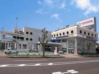 名古屋トヨペット 緑店の外観写真