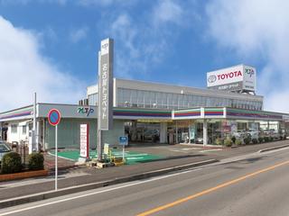 名古屋トヨペット 一宮住吉店の外観写真
