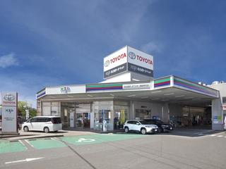 名古屋トヨペット 津島神守店の外観写真