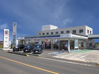 名古屋トヨペット 高岡店の外観写真