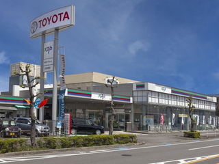 名古屋トヨペット 三河安城店の外観写真