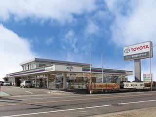 名古屋トヨペット 一宮浅野店の外観写真