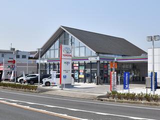 名古屋トヨペット 大府店の外観写真