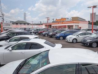 名古屋トヨペット オレンジタウン豊田土橋店の外観写真